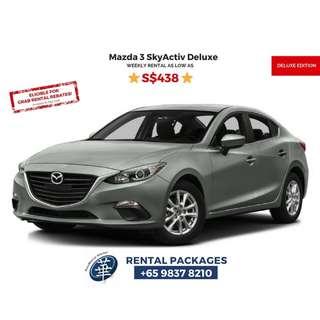 Mazda 3 SkyActiv Deluxe Edition