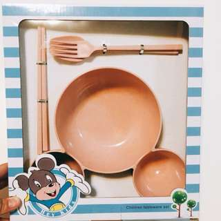 🚚 兒童餐具
