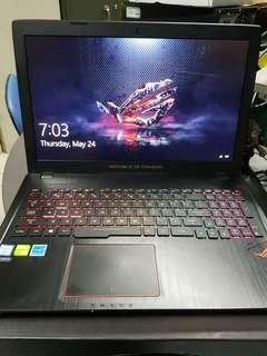 Asus ROG STRIX GL553VD (DS71) gaming laptop