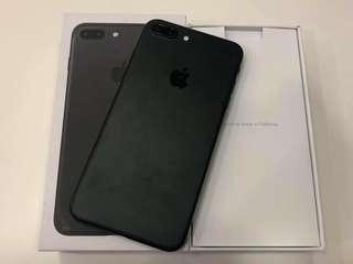 Iphone 7 plus 128gb factory unlock