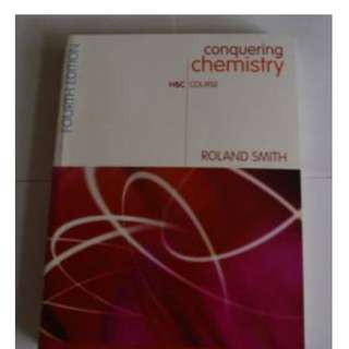 conquering chemistry Hsc