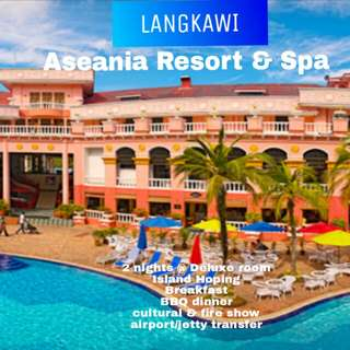 Langkawi 3D2N Dinner & Explore package