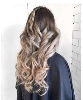 Halo Hair Extentions