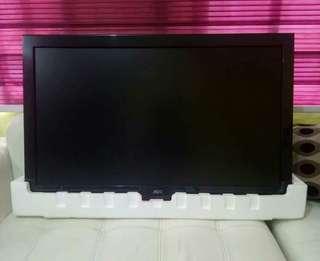 """For Sale : AOC 42"""" LCD Full HD TV"""