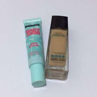 Makeup Bundle : Maybelline