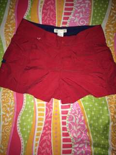 aeropostale red shorts