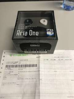 fFlat5 Aria One True Wireless BT Headset