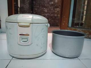 Rice cooker Philips HD 4728/02/B, 220~50/60Hz 380 W, Made in China