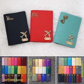 Custom Passport Cover Personalised passport holder passport case travel accessories