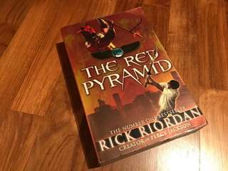 Kane Chronicles: The Red Pyramid