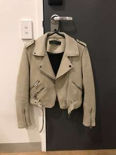Zara Biker Jacket (price can be nego)