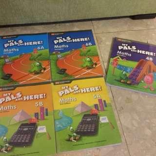 Math textbooks