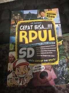 Buku RPUL (Rangkuman pengetahuan umum lengkap)