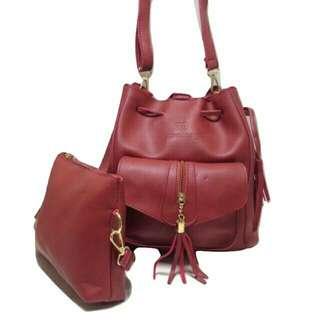 Korean 2 in 1 Fashion Bag