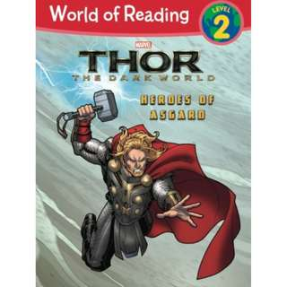 (Brand New) Heroes of Asgard (THOR : The Dark World)    By: Tomas Palacios, Ron Lim (Illustrator), Cam Smith (Illustrator), Lee Duhig (Illustrator), Christopher L Yost (Screenplay by)