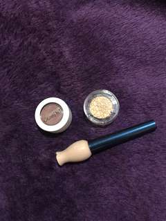Colourpop & Etude House eyeshadow and primer bundle