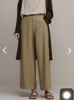 🚚 西裝寬褲