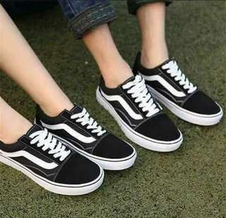 Vans couple shoes