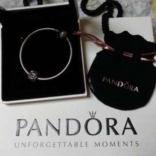 🚚 潘朵拉 Pandora 聖誕節珠 (不含手環)