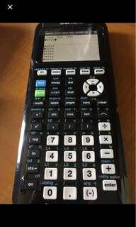 Texas graphic calculator TI 84 Plus CE