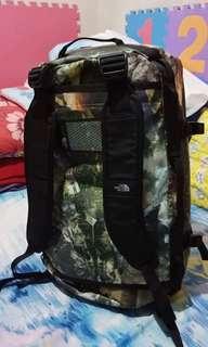 Northface duffel bag small