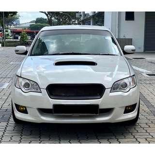 Subaru LEGACY GT Last Chance! Grab Friendly*