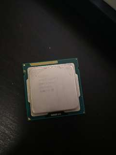 Intel I5 - 3450 gen3 ivy bridge CPU