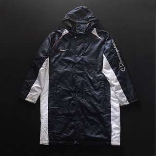 Champion parka long jacket