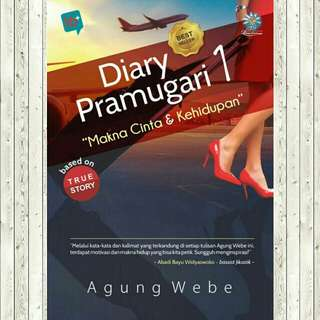 ebook - Diary pramugari