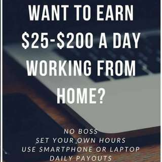 Home based jobs with daily payout