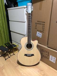 Brand new electric acoustic