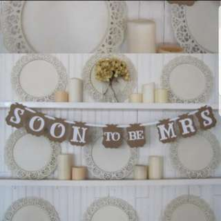 Soon to be Mrs Banner