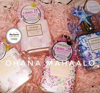 日本Ohana Mahaalo 淡香水  Eau De Cologne 30 ml