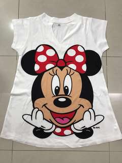 Minnie Short Sleeve Blouse