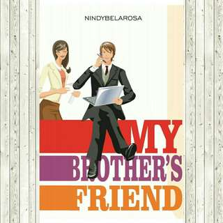 ebook - My brother's friend