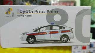 Tiny #80 警察巡邏車