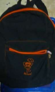 Backpack (Blue and orange)