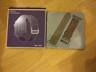 apple watch 42mm 表錶 錶帶 皮帶