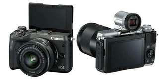 Canon Eos M6 Cukup 3Menit Saja Tunggu