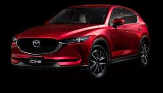 Mazda All New CX5