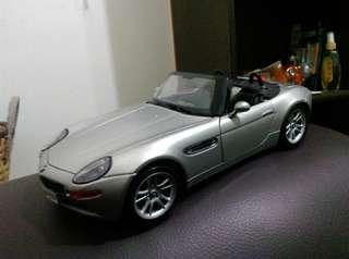 BMW Z8 限量絕版 合金模型車