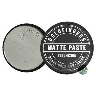 Goldfingers Matte Paste
