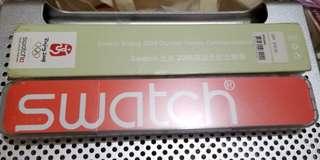 2008年北京奧運SWATCH紀念版手錶