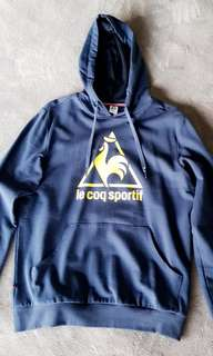 LeCoq Sportif Hoodie (authentic)
