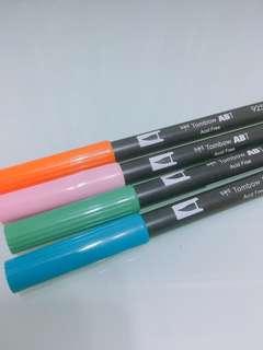 Tombow ABT brush pen