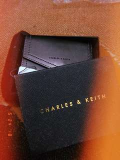 Dompet charles & keith 100% original