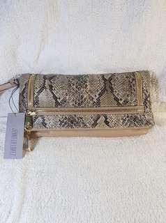 Auth Jennifer Lopez clutch bag