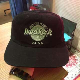 Hard rock 後扣帽