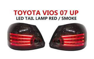 VIOS 2008-12 TAIL LAMP