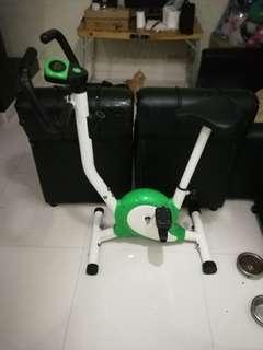 CWL Upright Stationary Bike
